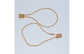 SECURITY LOOP CORDS 18cm GOLD
